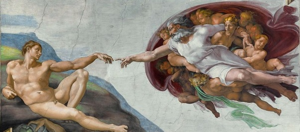 Neuro e arte: The creation of Adam